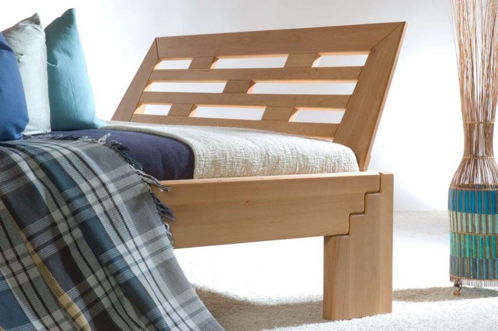 , Sovrumsmöbler i trä