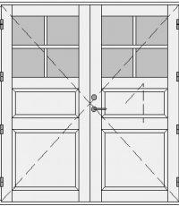 , Skandinaviškos durys
