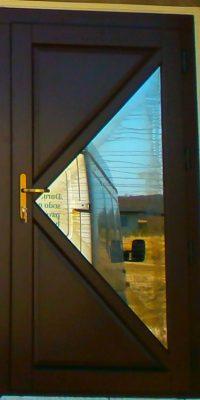 , Ytterdörrar i europrofil